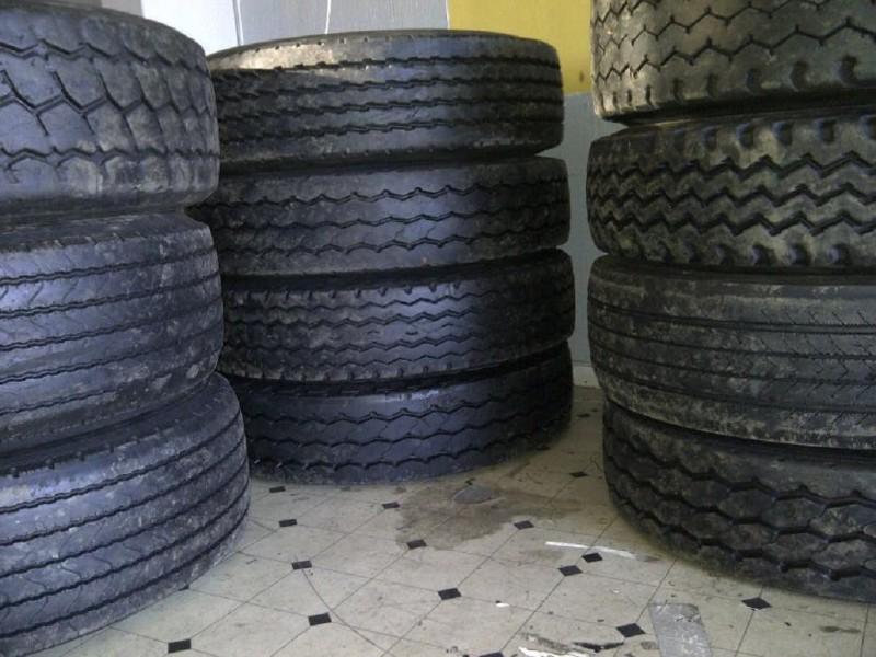 lốp ô tô đã qua sử dụng